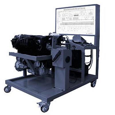 爱丽舍电控发动机拆装运行实训台